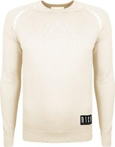 Sweter John Richmond z bawełny w stylu casual