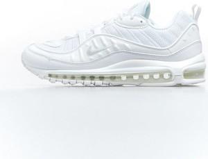 Sneakers buty Nike Air Max 98 white/pure platinum-black (640744-106)