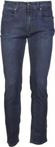 Niebieskie jeansy Fay