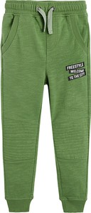 Zielone spodnie dziecięce Cool Club