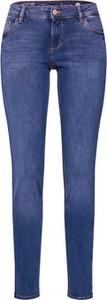 Niebieskie jeansy S.Oliver Red Label z jeansu