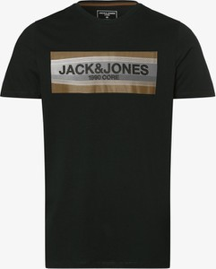 T-shirt Jack & Jones z dżerseju z krótkim rękawem