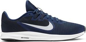 Granatowe buty sportowe Nike