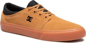 DC Shoes Sneakersy DC - Trase Sd ADYS300600 Wheat/Black(Wea)