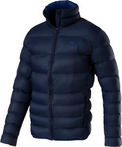 Niebieska kurtka Puma w stylu casual