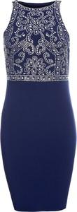 Sukienka bonprix BODYFLIRT boutique w stylu glamour mini