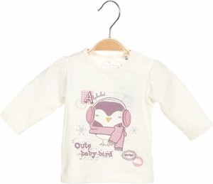Bluzka dziecięca Alphabet dla dziewczynek