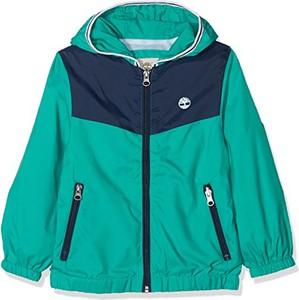 Zielona kurtka dziecięca Timberland