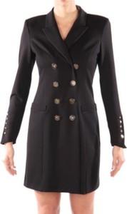 Sukienka Cristina Effe w stylu casual mini z długim rękawem