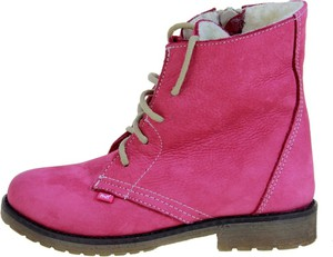 Buty dziecięce zimowe EMEL sznurowane