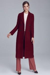 Czerwony płaszcz Merg