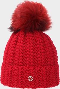 cf3979c24bd78 czapka damska z pomponem - stylowo i modnie z Allani