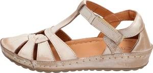 Sandały Suzana ze skóry