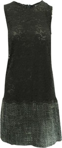 Sukienka Dolce & Gabbana Pre-owned mini bez rękawów