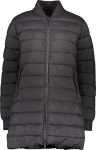 Czarny płaszcz Champion w stylu casual