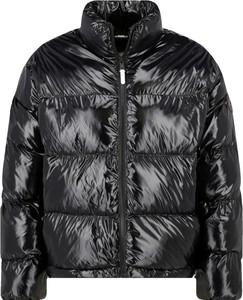 Czarna kurtka Napapijri krótka w stylu casual