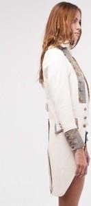Marynarka The Frock z bawełny w militarnym stylu