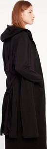 Czarna kurtka Byinsomnia z bawełny