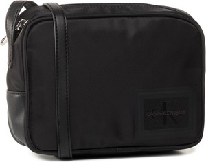 Czarna torebka Calvin Klein w stylu casual
