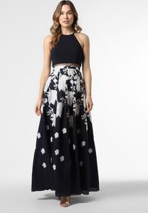 Sukienka VM maxi bez rękawów rozkloszowana