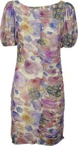 Sukienka Ganni w stylu casual bodycon mini