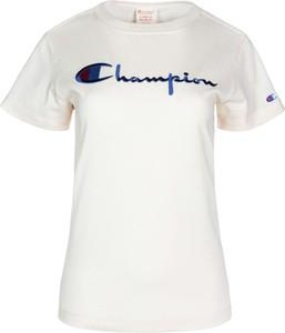 T-shirt Champion z okrągłym dekoltem w stylu casual