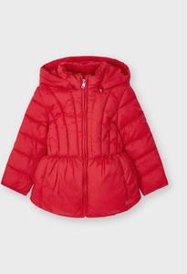 Czerwona kurtka dziecięca Mayoral dla dziewczynek