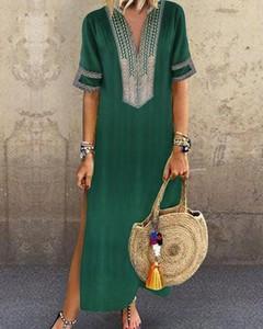 Sukienka Kendallme oversize z długim rękawem