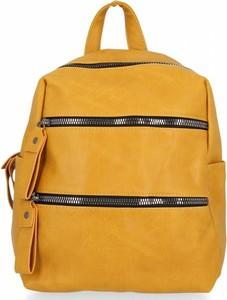 Żółty plecak Bee Bag