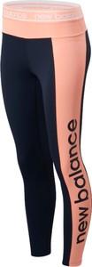 Spodnie New Balance z tkaniny