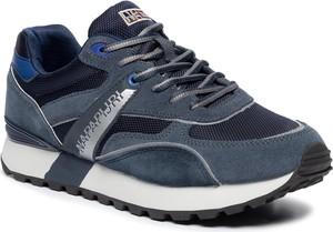 Granatowe buty sportowe Napapijri