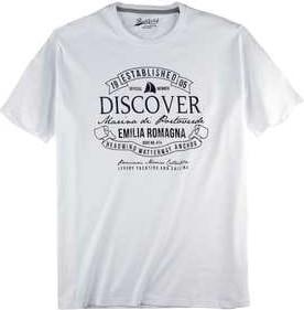 T-shirt Redfield z bawełny