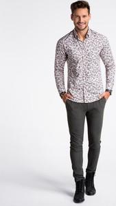 Koszula Ombre_Premium z długim rękawem