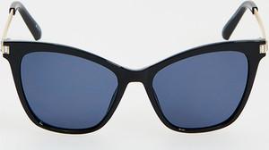 Czarne okulary damskie Mohito