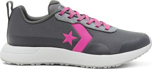 Buty sportowe Converse z płaską podeszwą sznurowane