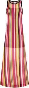 Sukienka Pinko bez rękawów w stylu casual