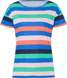 T-shirt Timezone z okrągłym dekoltem z krótkim rękawem