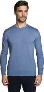 Sweter Recman z bawełny
