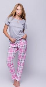 aa498ffcf20521 piżama damska w kratkę - stylowo i modnie z Allani