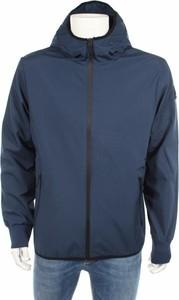 Niebieska kurtka Denham w stylu casual