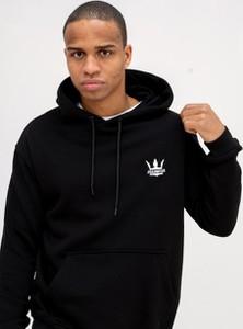 Czarna bluza Jigga Wear z bawełny