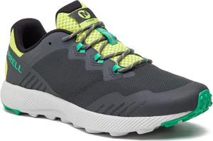 Buty sportowe Merrell sznurowane w sportowym stylu