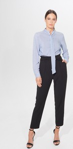 Niebieska koszula Mohito w stylu casual