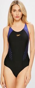 Czarny strój kąpielowy Speedo