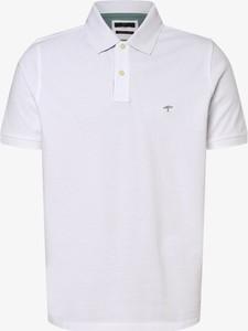Koszulka polo Fynch Hatton z krótkim rękawem