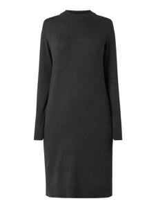 Czarna sukienka S.Oliver Red Label prosta w stylu casual