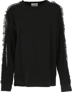 Bluza Dondup krótka z bawełny w sportowym stylu