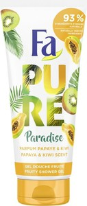 Fa Schwarzkopf, Pure Paradise, Shower Gel, żel pod prysznic, Papaya & Kiwi, 200 ml