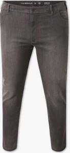 Spodnie The Denim z bawełny