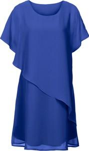 Sukienka bonprix BODYFLIRT boutique z tkaniny
